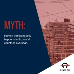 Myths about human trafficking