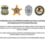 A Major Trafficking Site Goes Down